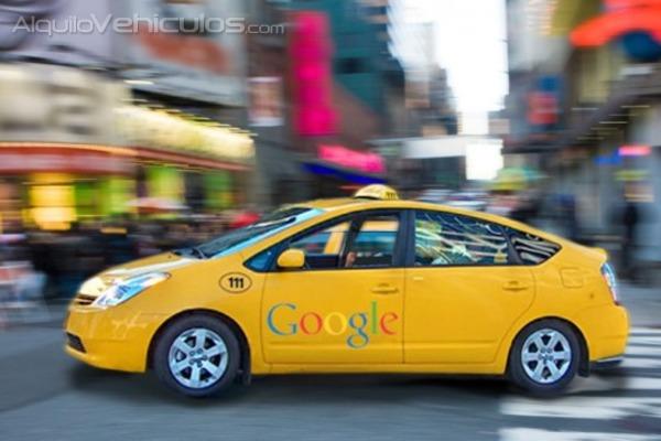 El robot-taxi de Google, el primer coche sin conductor