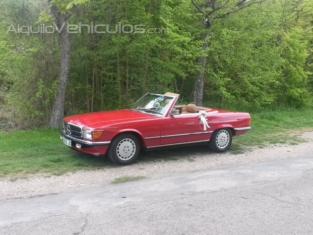 Mercedes 280 Sl ,descapotable
