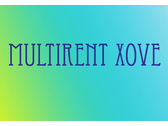 Multirent Xove