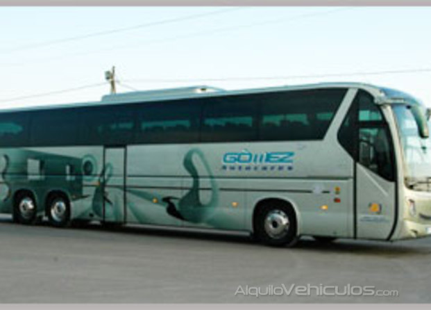 Bus 67 plazas