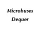 Microbuses Dequer